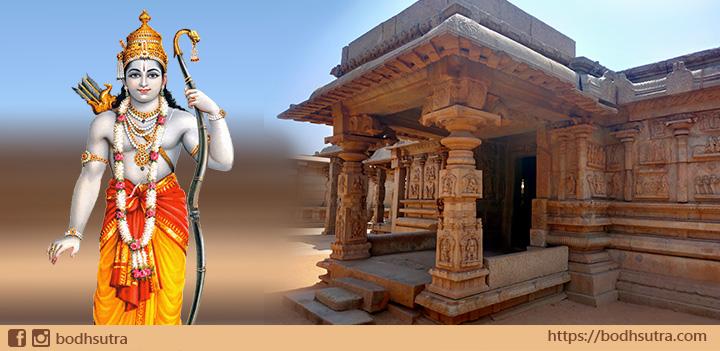 Hajara Rama Temple, Hampi Karnataka
